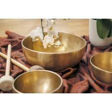 Himalaya Singing Bowl Therapy (90 min ++)